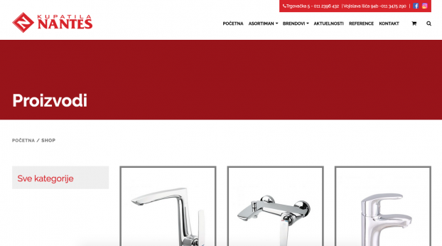 optimizacija sajta za nantes kupatila