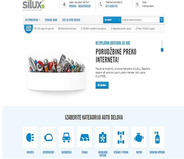 Proces link building - a za Silux